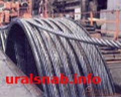 Канат стальной 8,6 ГОСТ 2688-80