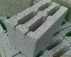 Керамзитный стеновой блок 390х190х188 М-75