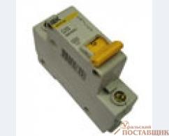 Автоматический выключатель IEK 1-полюсной ВА 47-29, 40А (С)