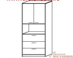Шкаф для документов ТД 174.04